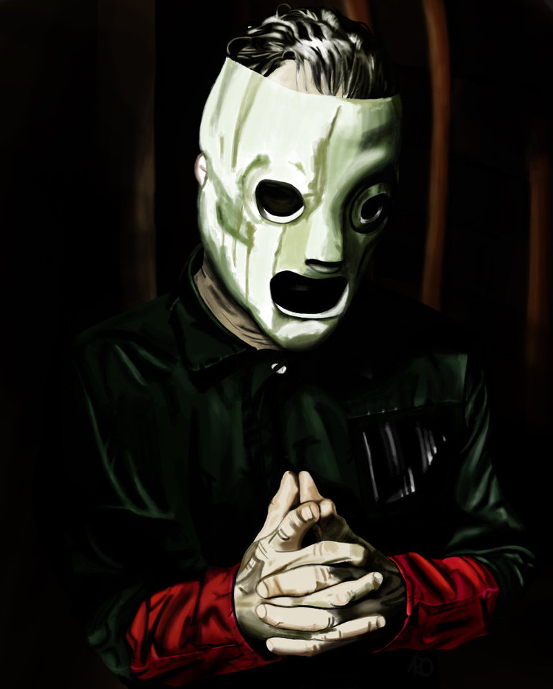 Corey Taylor With Background by reggy66 801x998