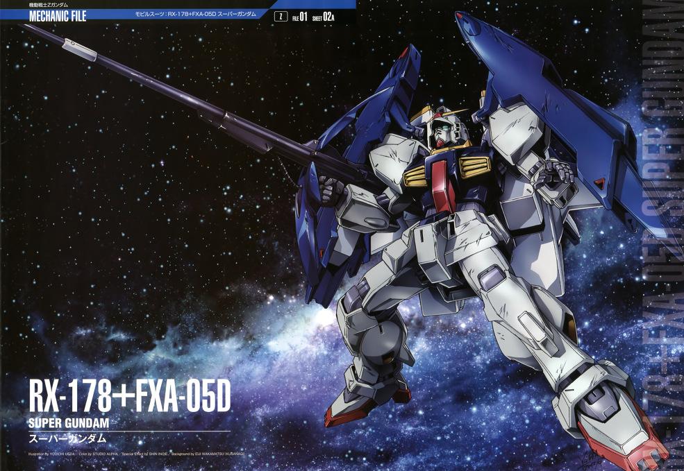 GUNDAM GUY Mobile Suit Gundam Mechanic File   Wallpaper Size Images 985x679