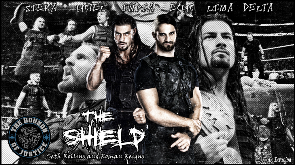 WWE The Shield HD Wallpapers WWE Wrestling Wallpapers 1024x576