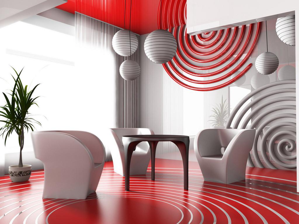 wallpaper interior design 2015   Grasscloth Wallpaper 1024x768