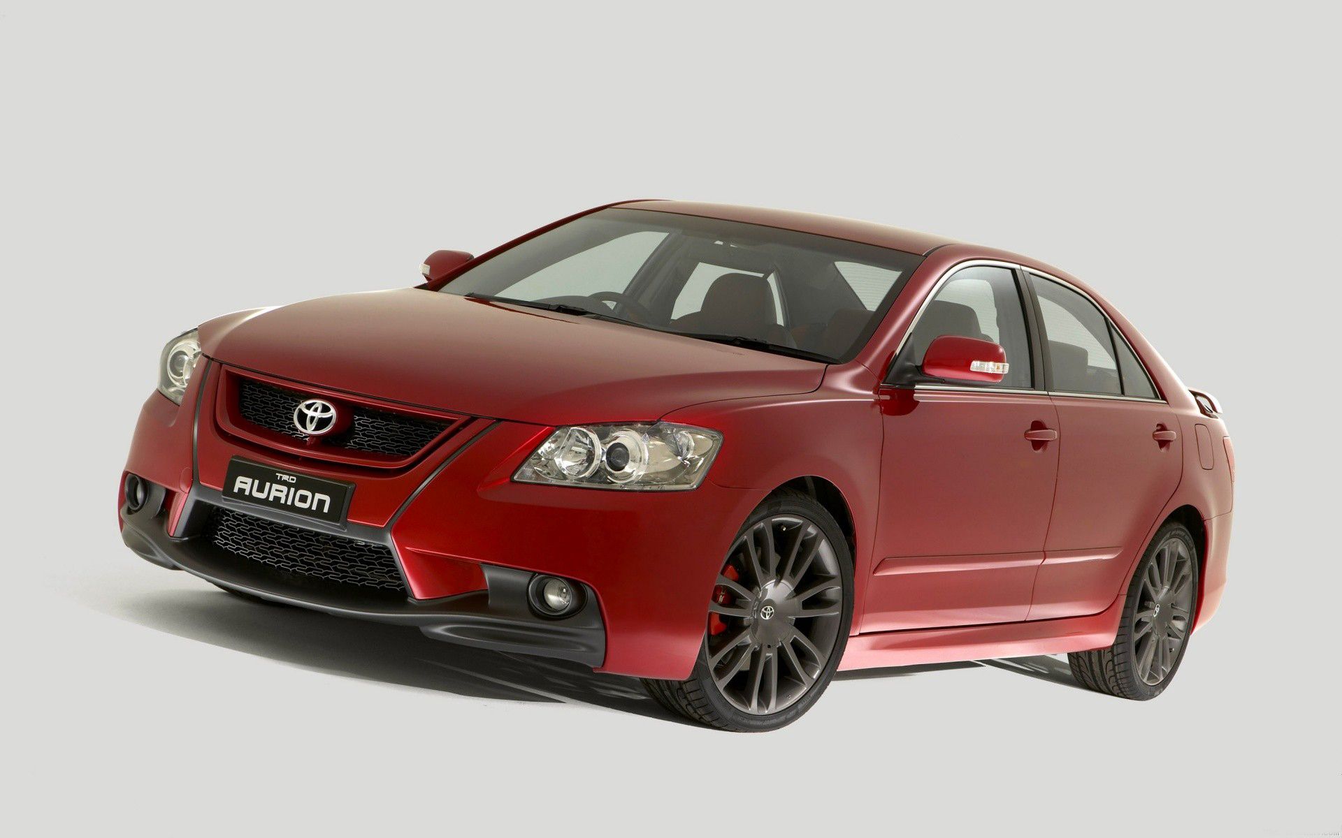 Car Wallpapers Trd Toyota Aurion Wallpaper 1920x1200