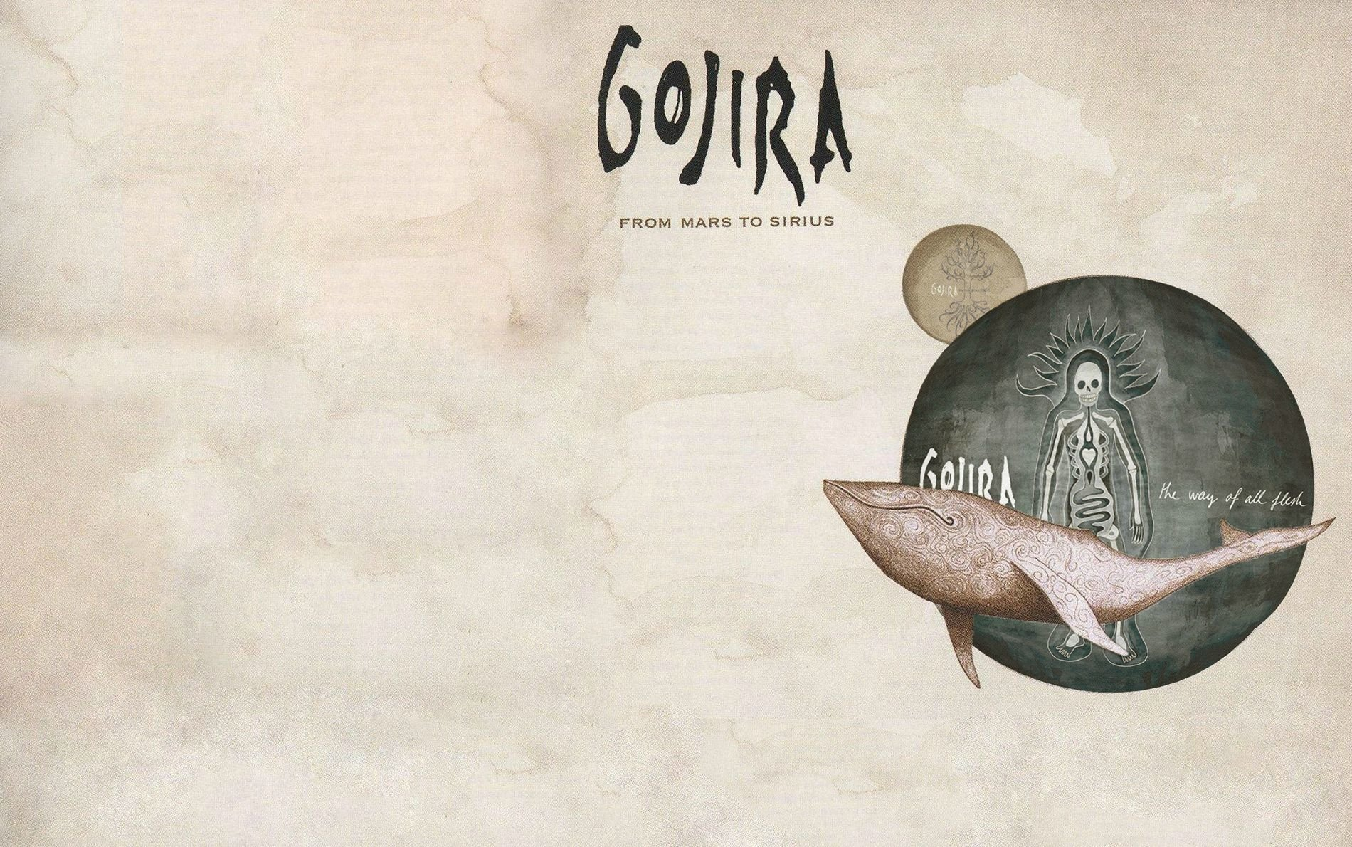 Gojira Wallpaper and Background Image 1900x1190 ID584105 1900x1190