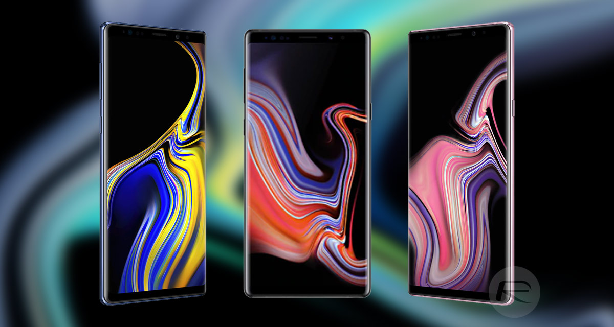Free Download Download All Galaxy Note 9 Stock Wallpapers