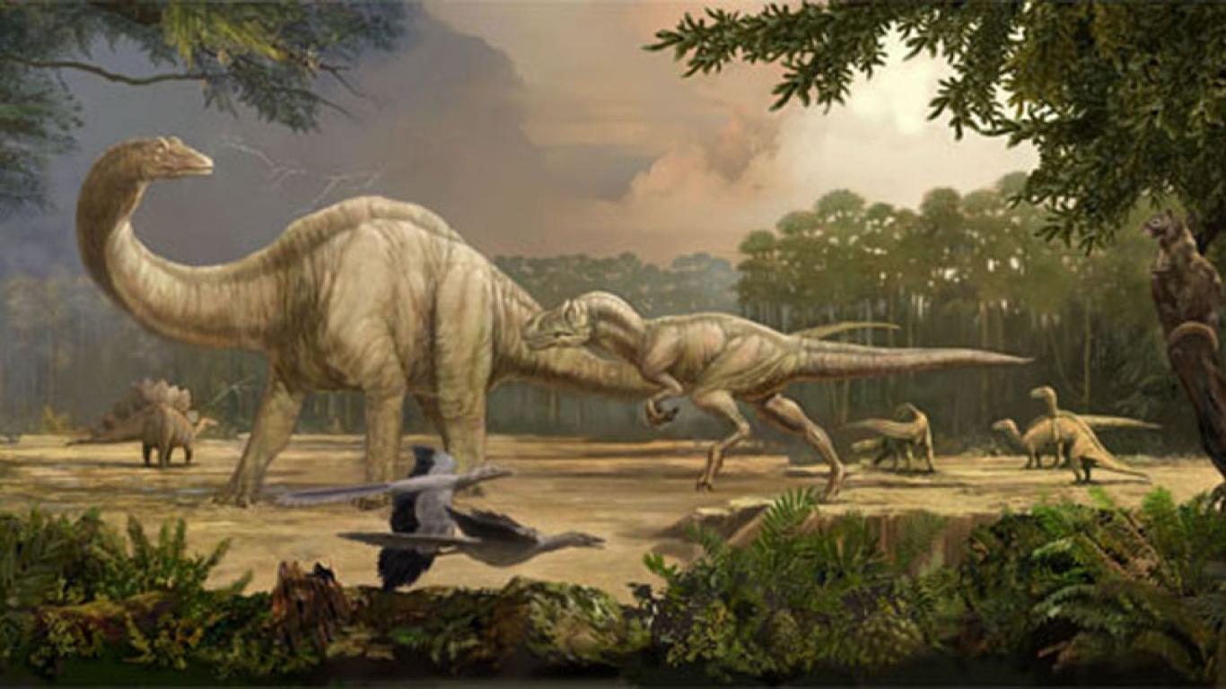 Cute Dinosaur Backgrounds - WallpaperSafari