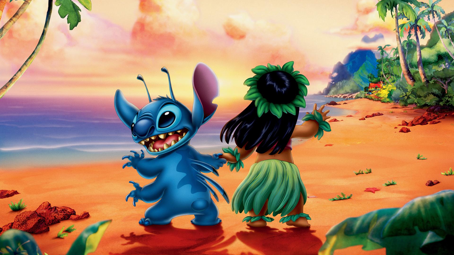 Lilo And Stitch Hula wallpaper   780626 1920x1080