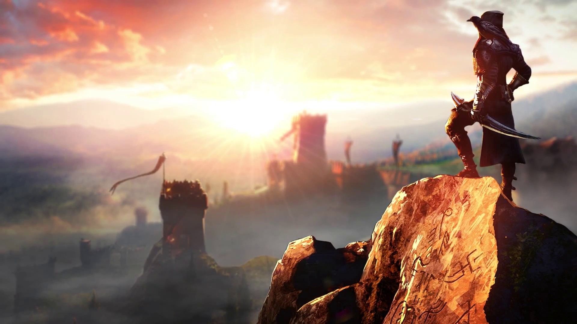 Free Download Dragon Age Inquisition The Towers Wallpapers