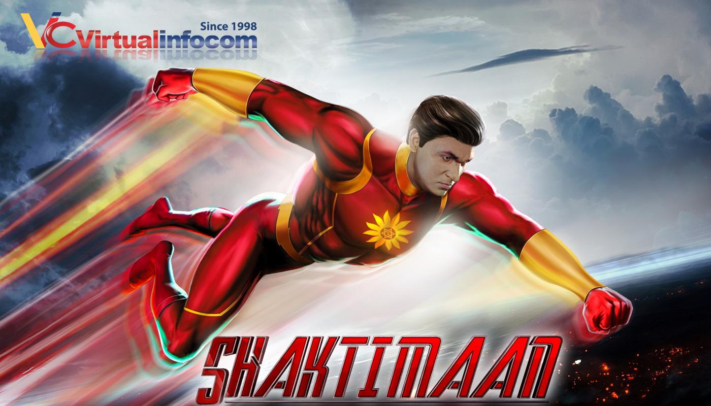 Shaktimaan Game Indian RPG gaming Mukesh Khanna 1400x800