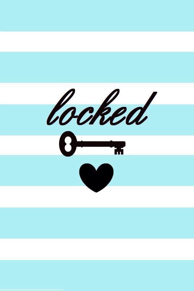 Baby blue locked phone Baby Blue Phone Wallpapers Locked Phone 640x960