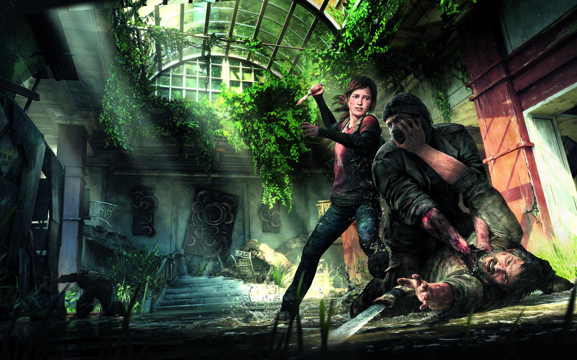 Description The Last of Us Wallpaper Desktop is a hi res Wallpaper 1920x1200