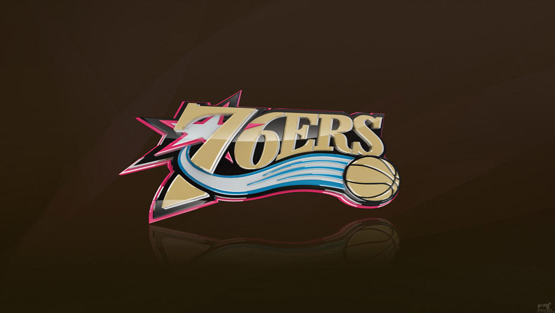 NBA Wallpapers For IPhone 5 Eastern Teams Logo HD 1136x640