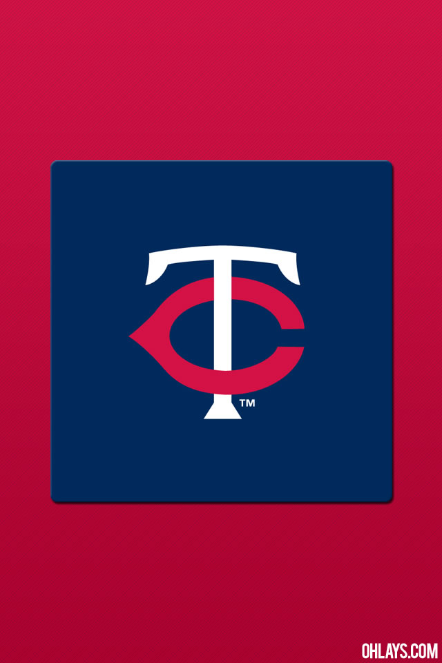 Minnesota Twins iPhone Wallpaper 5763 ohLays 640x960