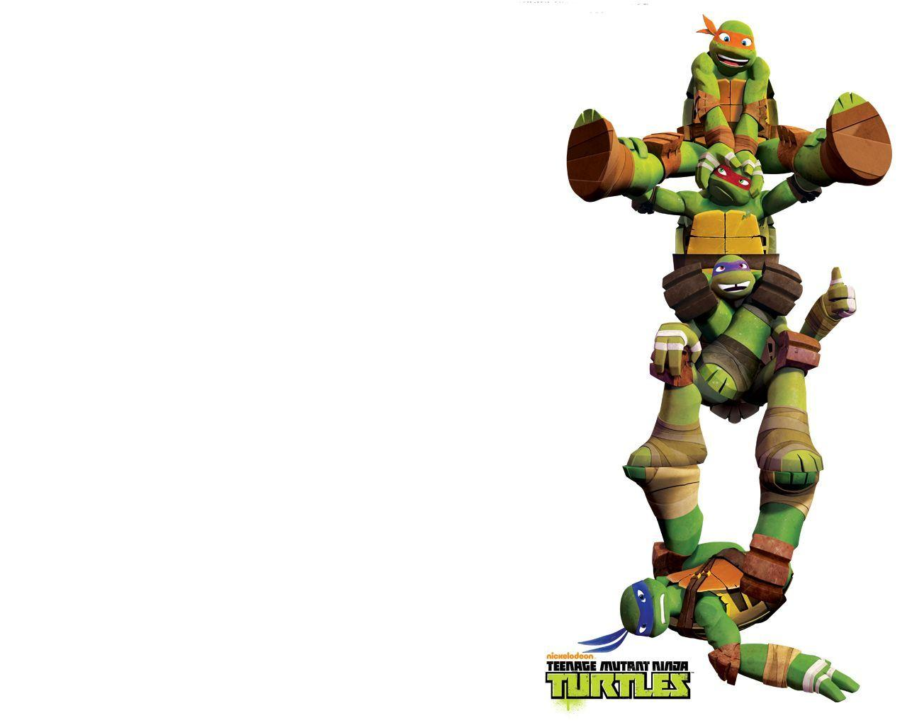 Teenage Mutant Ninja Turtles 2017 Wallpapers 1280x1024
