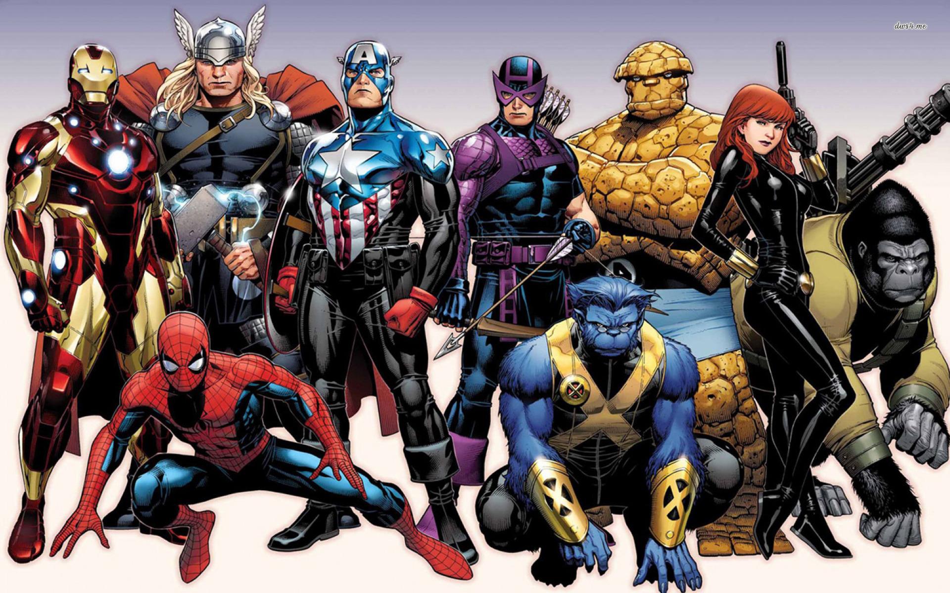 Female Superhero Wallpaper (72+ images)