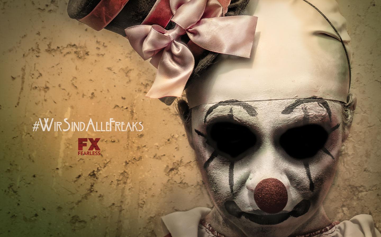 American Horror Story Freak Show 1440x900