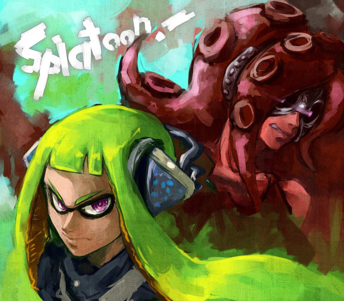 Image   861290] Splatoon Know Your Meme 1200x1050