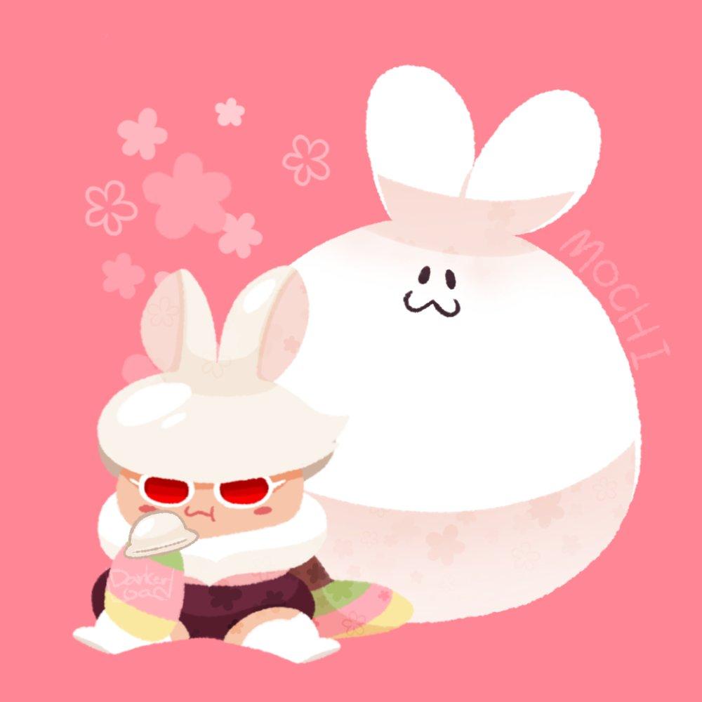 Moon Rabbit Cookie   Cookie Run   Image 2890787   Zerochan Anime 1000x1000