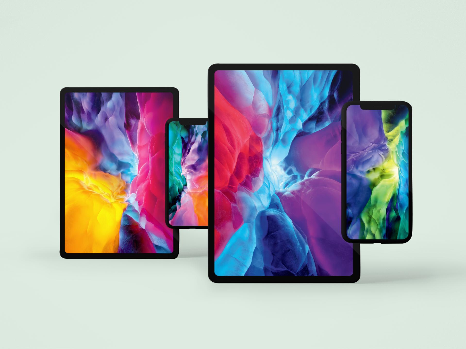 The new iPad Pro wallpapers for iPad iPhone desktop 1920x1440