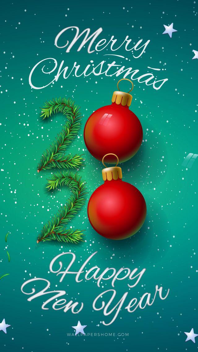Wallpaper New Year 2020 Christmas poster 8k Holidays 20911 640x1138