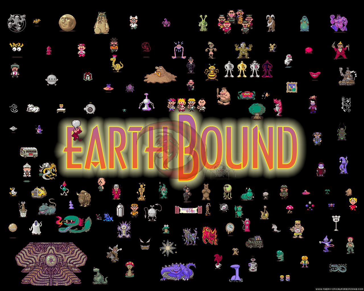 EarthboundMother images Earthbound Wallpapaer wallpaper photos 1280x1024