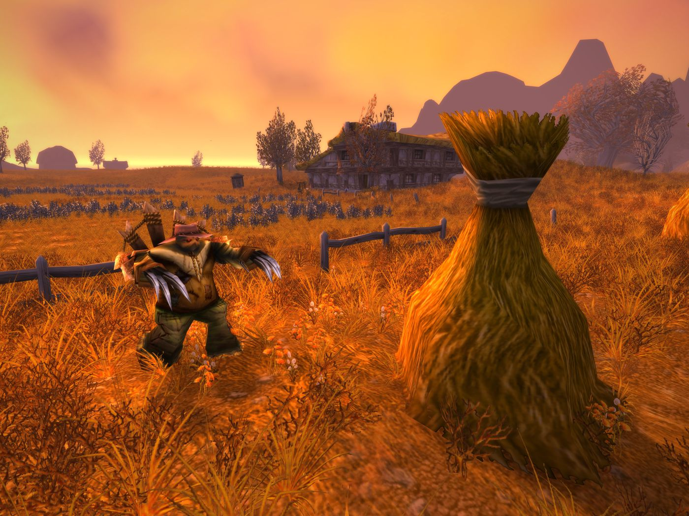 World of Warcraft Classics demo will last through the weekend 1400x1050