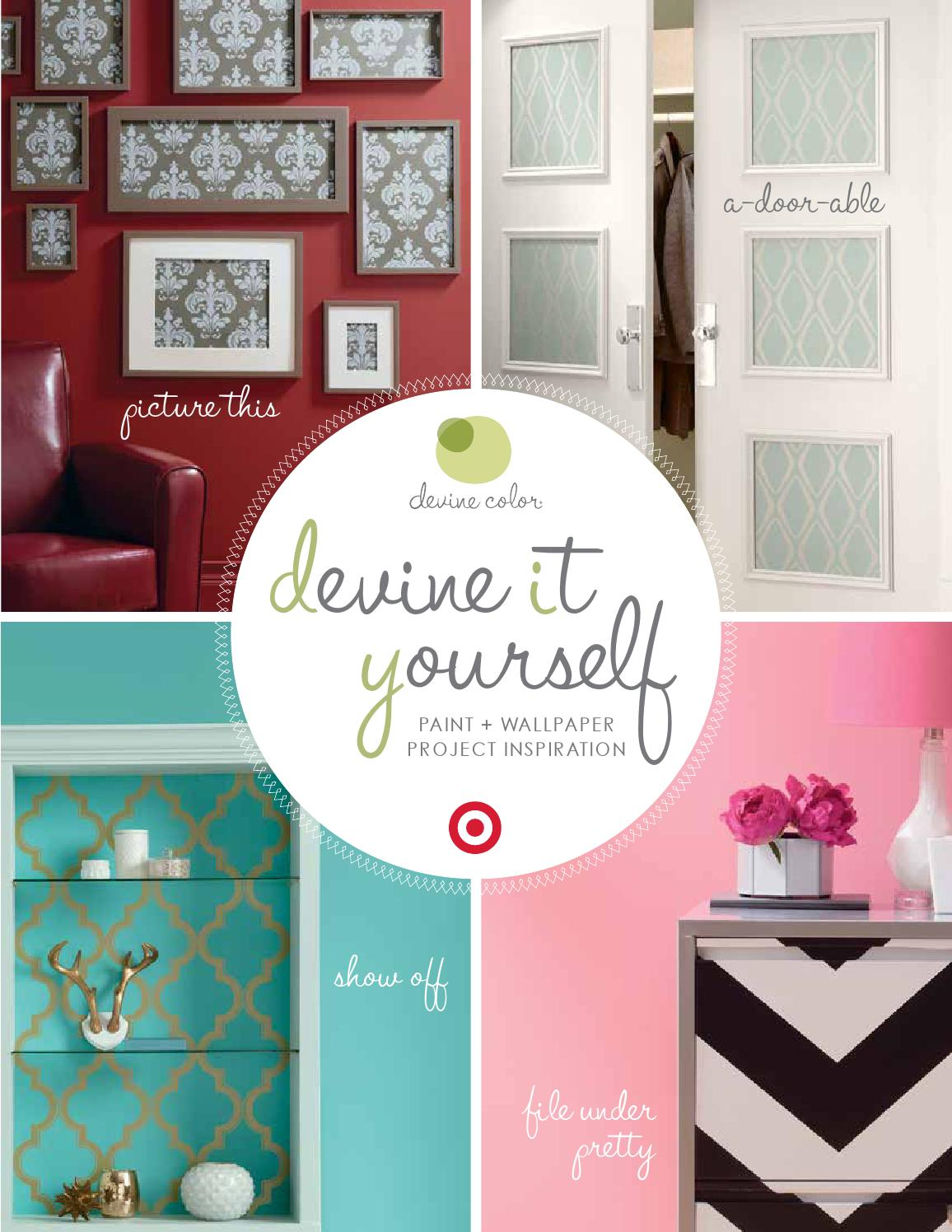 Devine Color Paint and Wallpaper Inspiration Guide by Devine Color 1156x1496