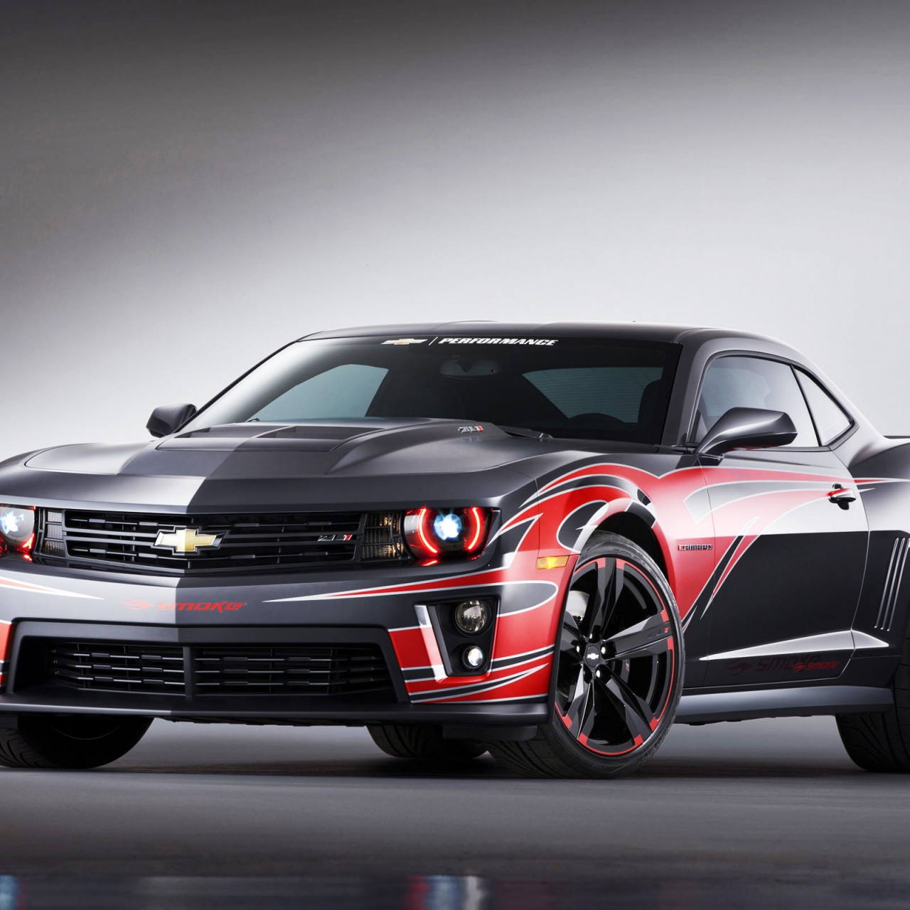 Muscle Car Slideshow Wallpaper