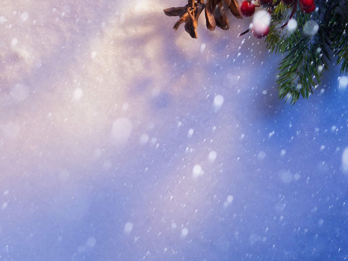 Holiday Christmas Image PPT Backgrounds for your PowerPoint 1200x900