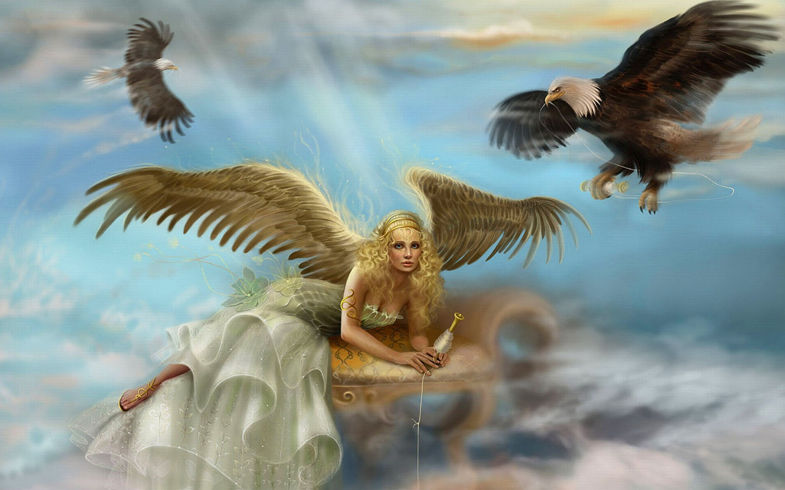 Angel Wallpapers Hot Girls Wallpapers Desktop wallpapers Desktop HD 1600x1000