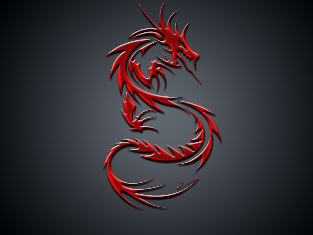 Red D   Dragons Wallpaper 13396700 1024x768