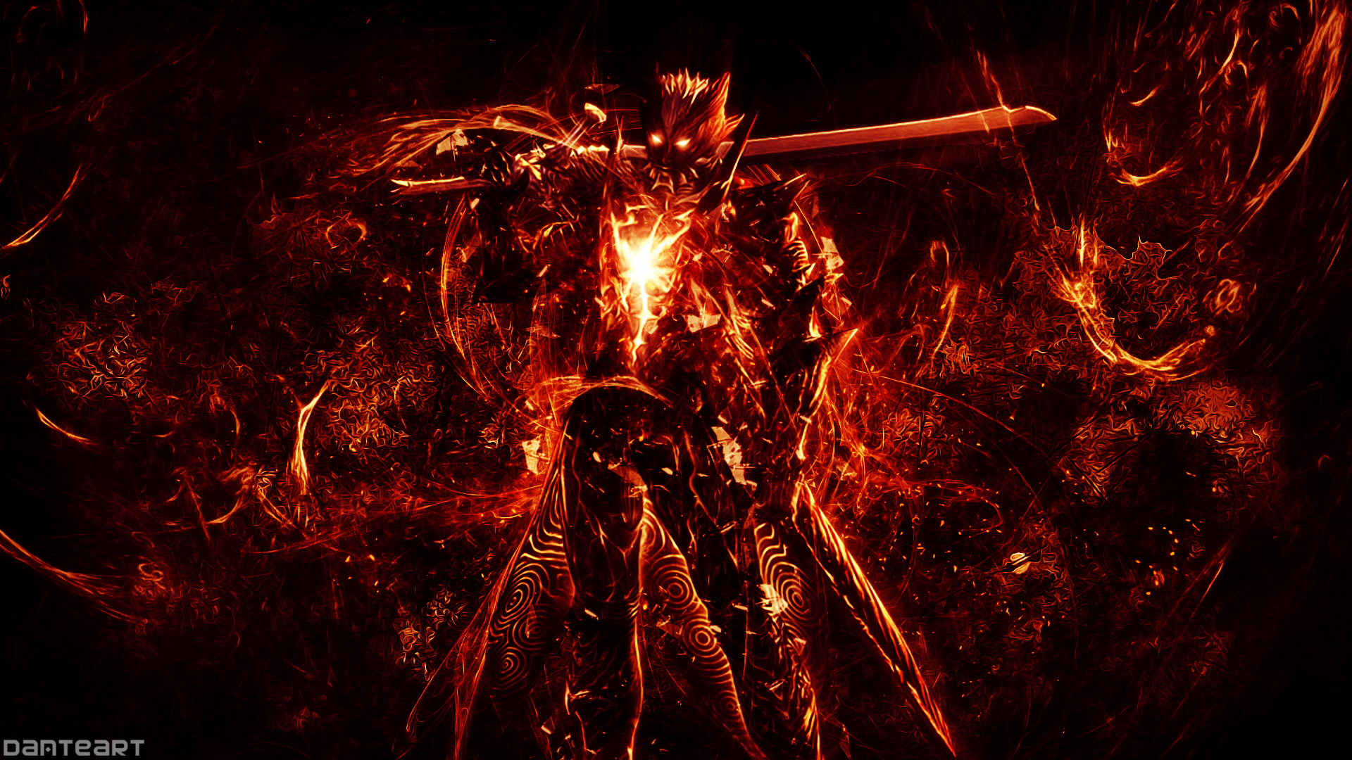 Devil May Cry 4 Wallpaper 1920x1080