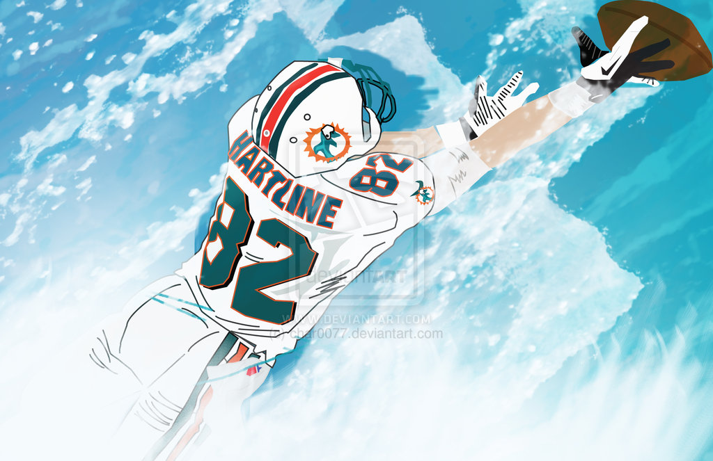 Miami Dolphins HD Wallpaper
