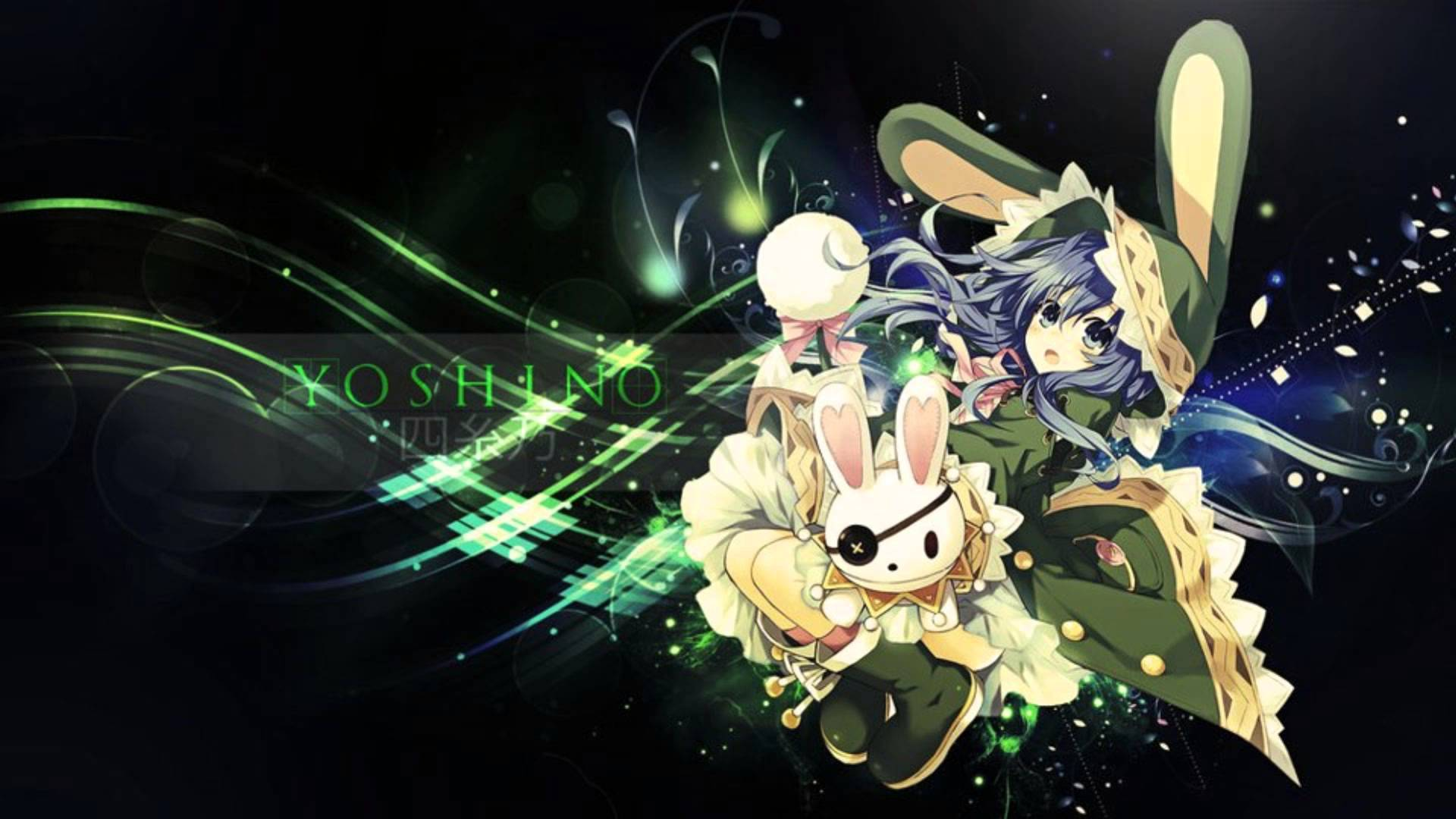 Date A Live Yoshino Full HD Wallpaper and Background 1920x1080