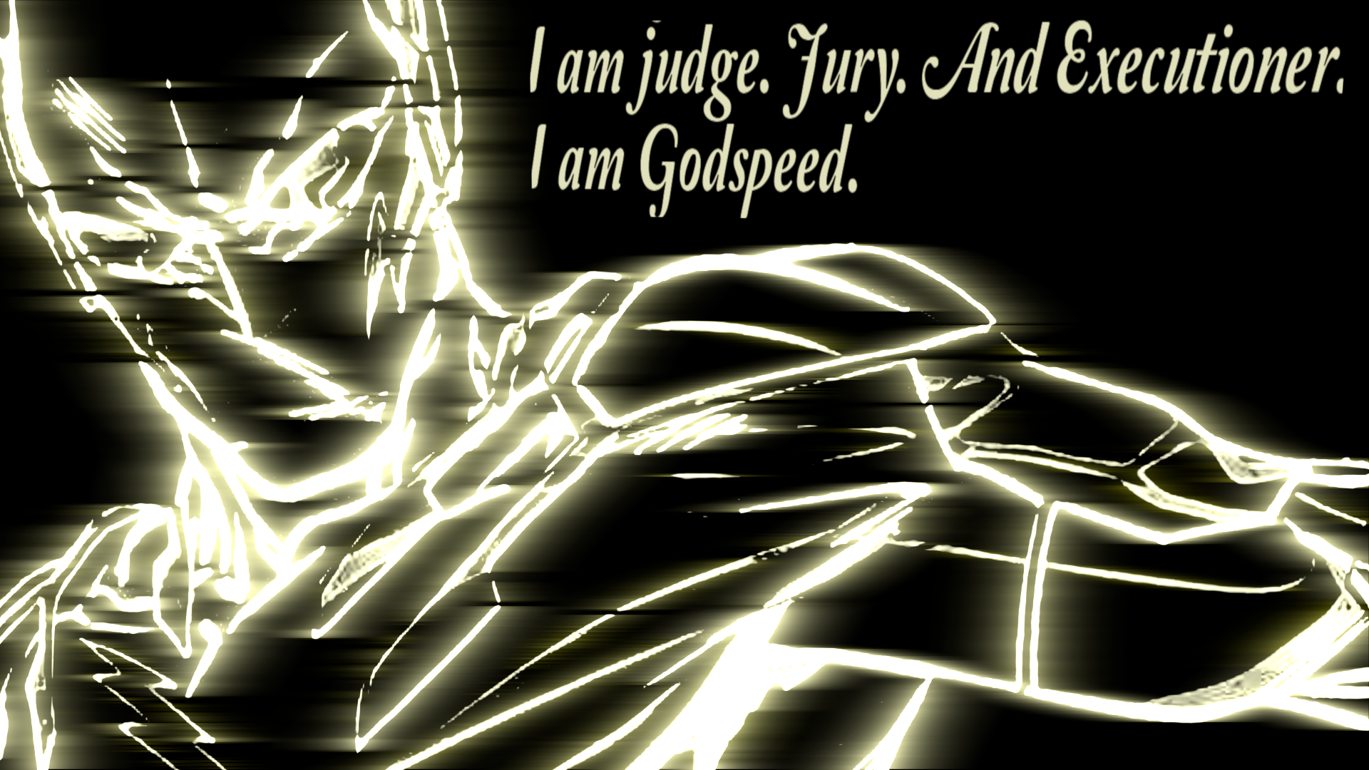 I am Judge Jury And Executioner Some Godspeed wallpaper made in 1920x1080