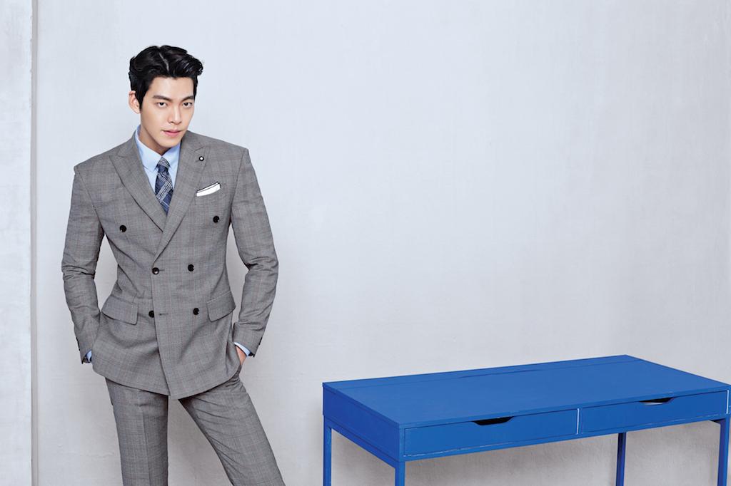 20 Fotos srias e sensuais de Kim Woo Bin para Sieg 1024x682
