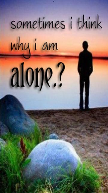 Go Back Gallery For I Am Alone Boy Wallpaper 360x640