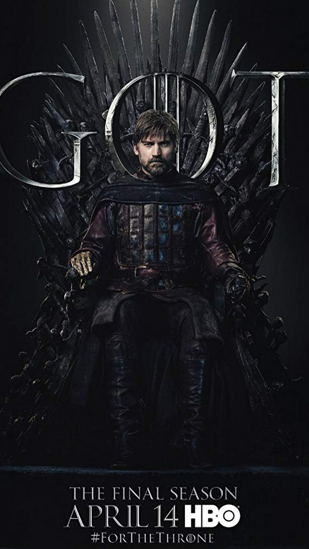 Game of Thrones Season 8 Poster HD 2019 Movie Poster Wallpaper HD 1080x1920