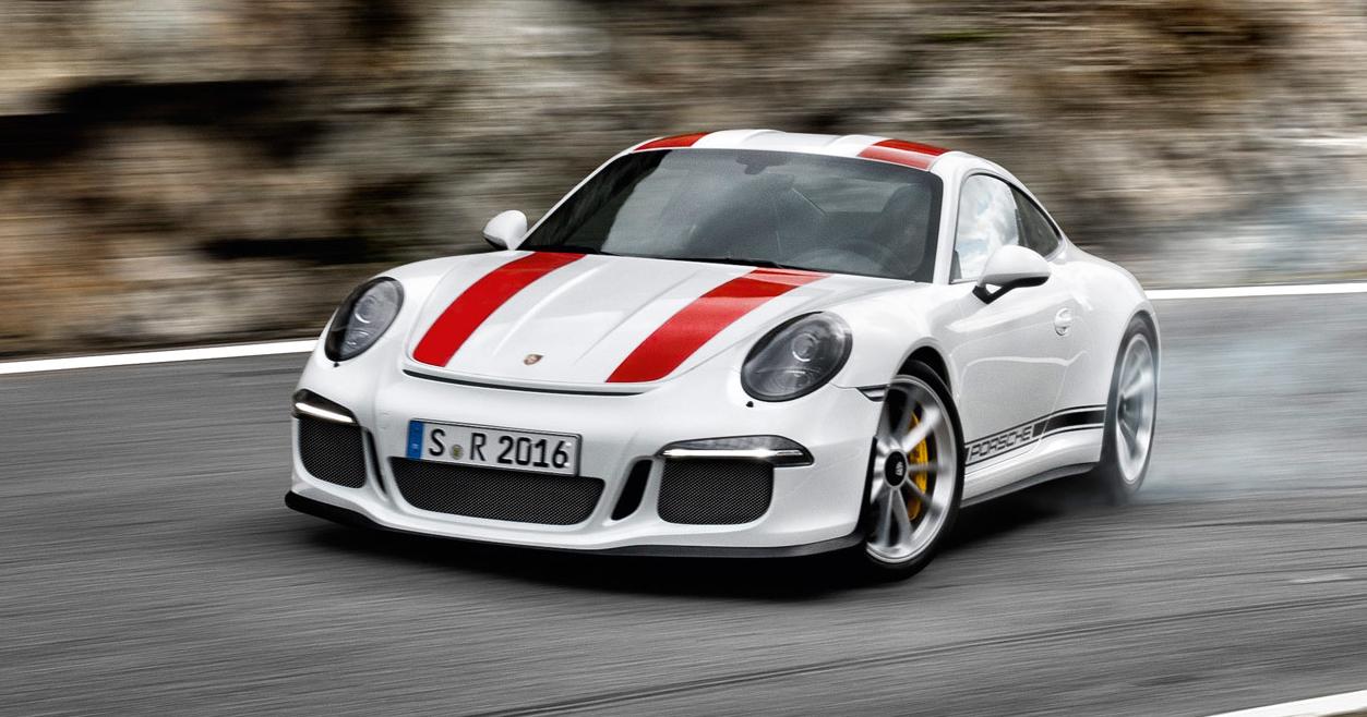 2017 Porsche 911 R Porsche SuperCarsnet 1253x658