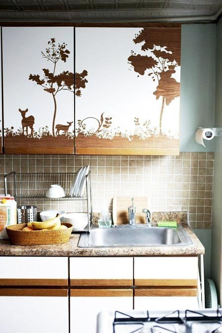 50 Temporary Wallpaper For Cabinets