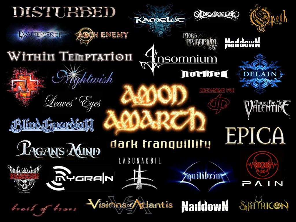Heavy Metal Bands Wallpapers