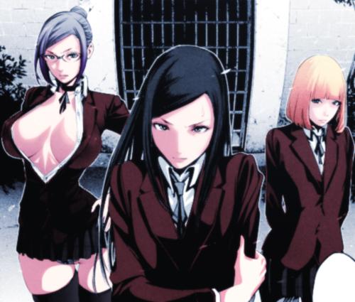 Prison school kangoku gakuen - 1 part 9