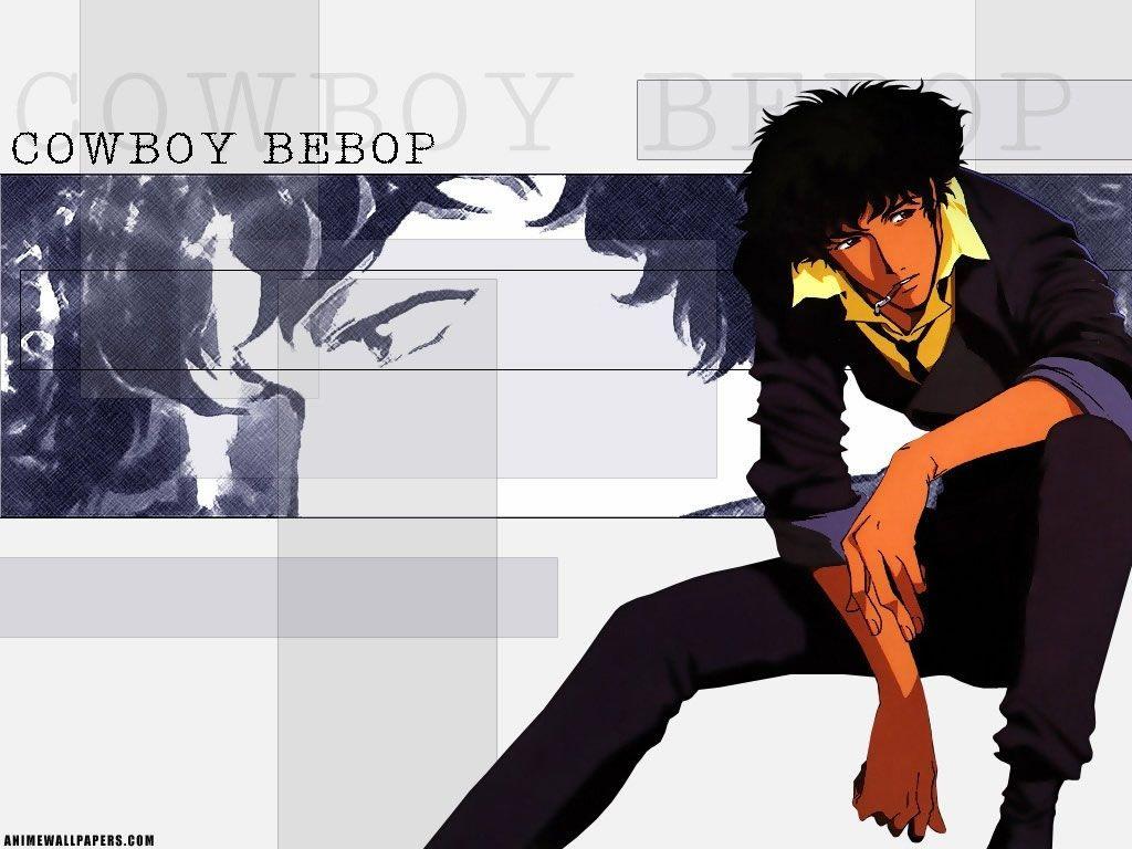 Cowboy Bebop Spike Spiegel Wallpaper Customity 1024x768