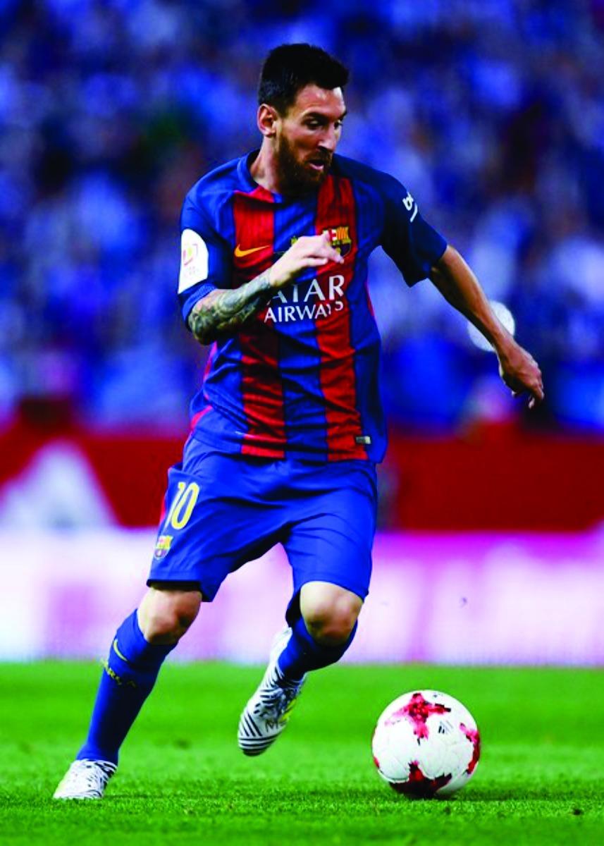 Afiche Pster O Adhesivo Messi Fc Barcelona 2018 2019 857x1200