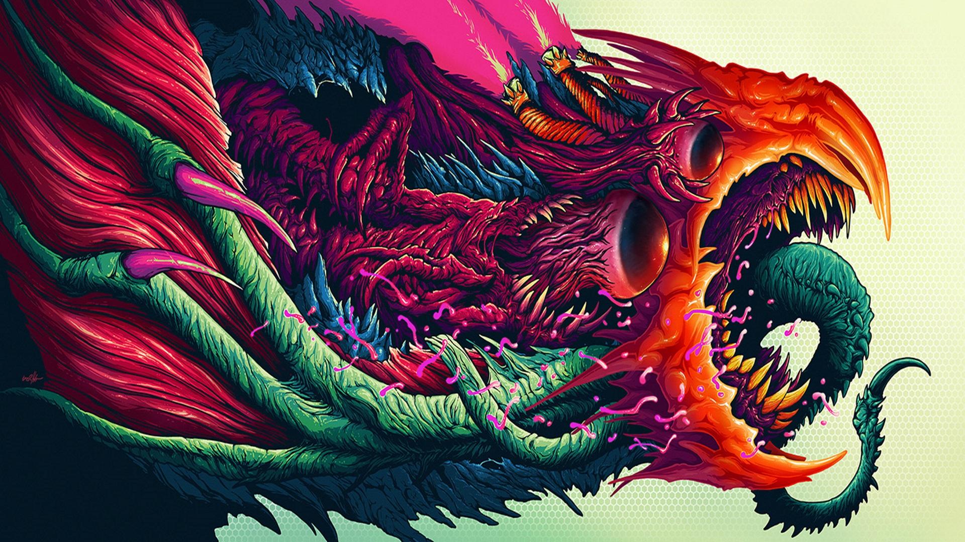 Hyper Beast Wallpaper 1920x1080   Album on Imgur 1920x1080
