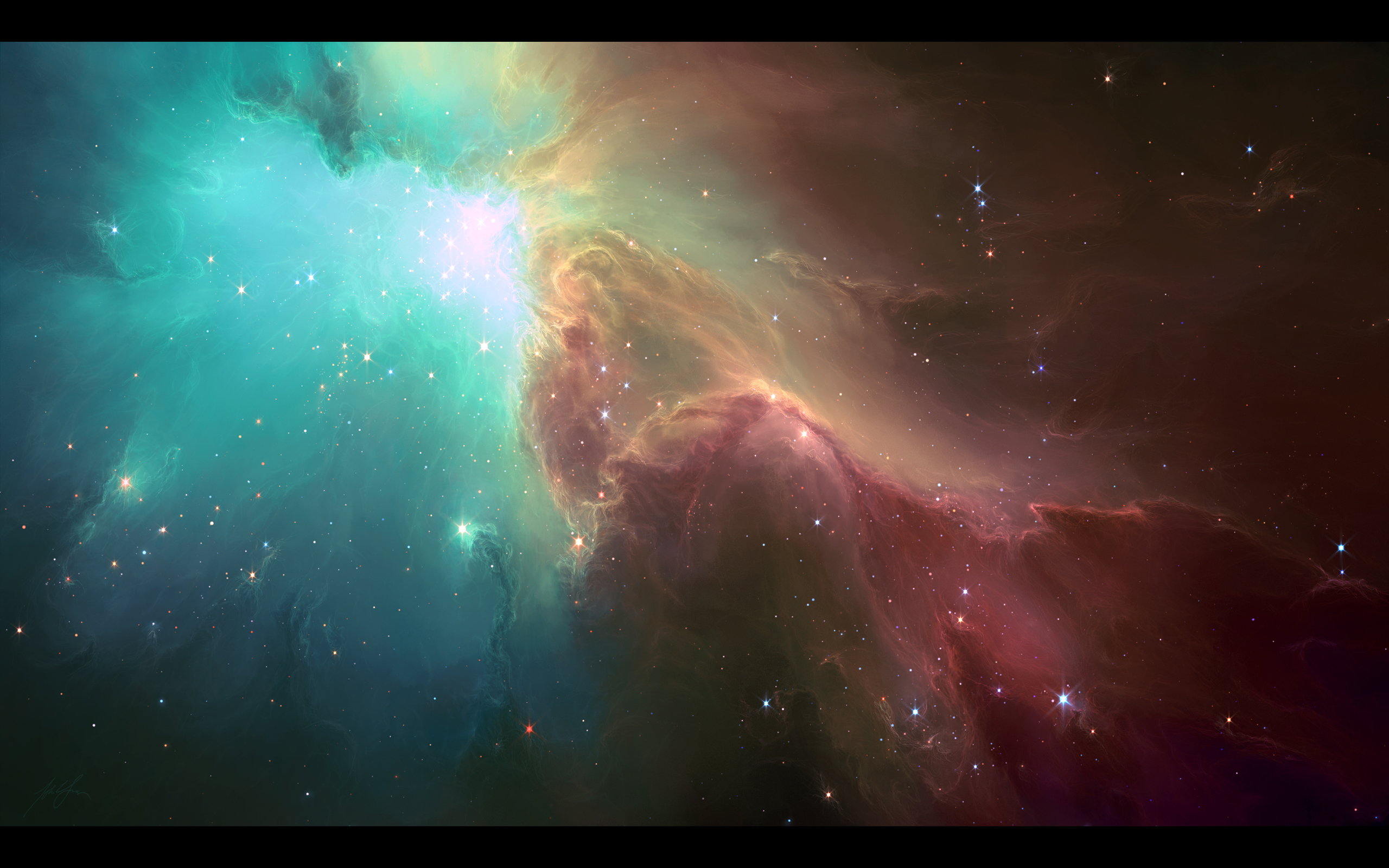 Nebulae Sky Wallpapers HD Wallpapers 2560x1600