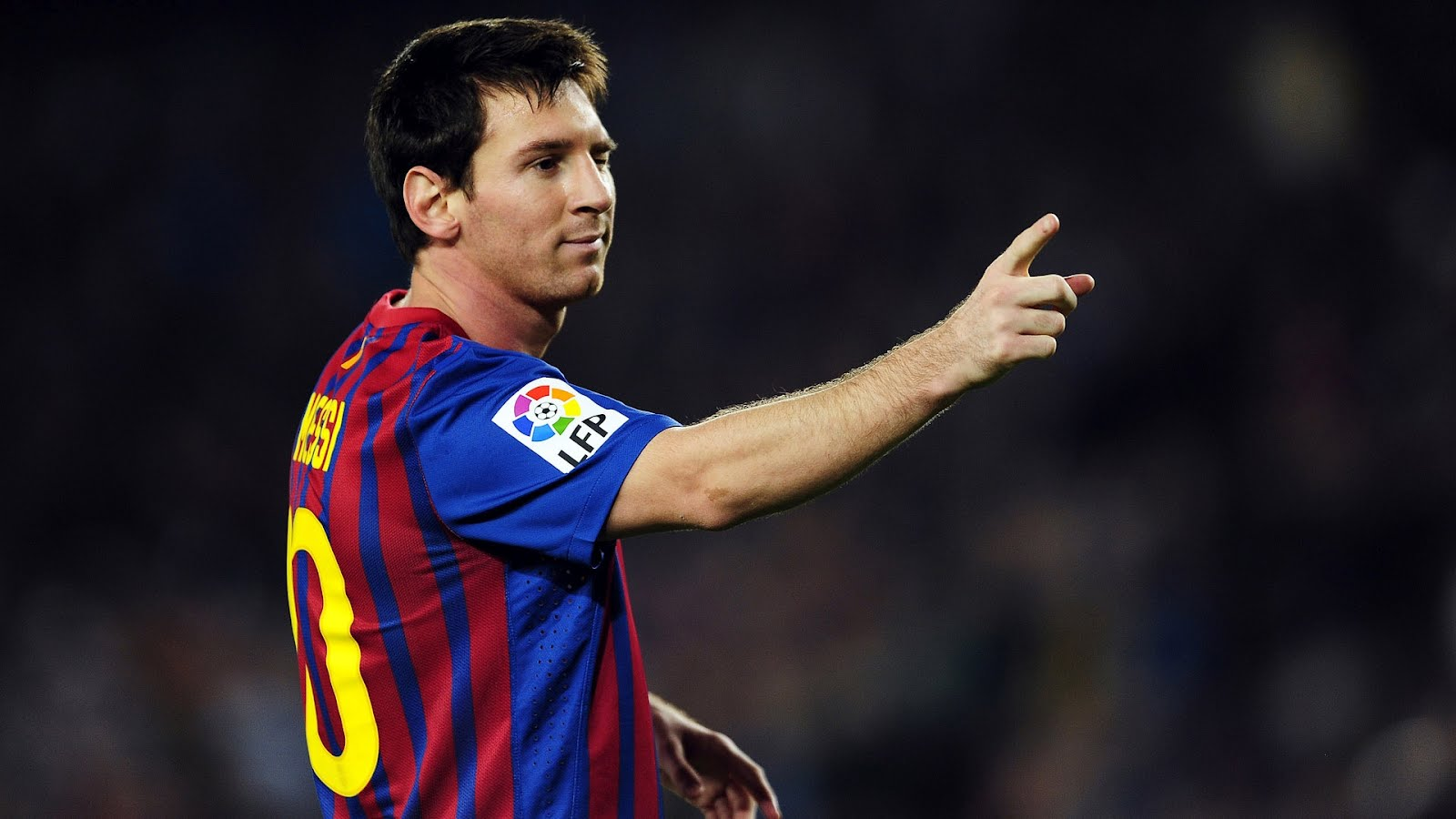 Lionel Messi Wallpaper 10 11120 Hd Wallpapers in Football   Imagesci 1600x900