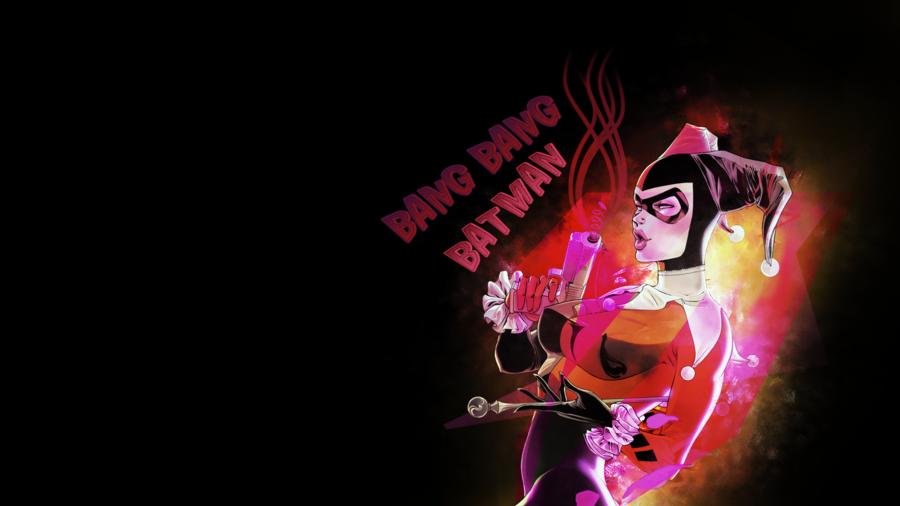 Harley Quinn Mobile Wallpaper