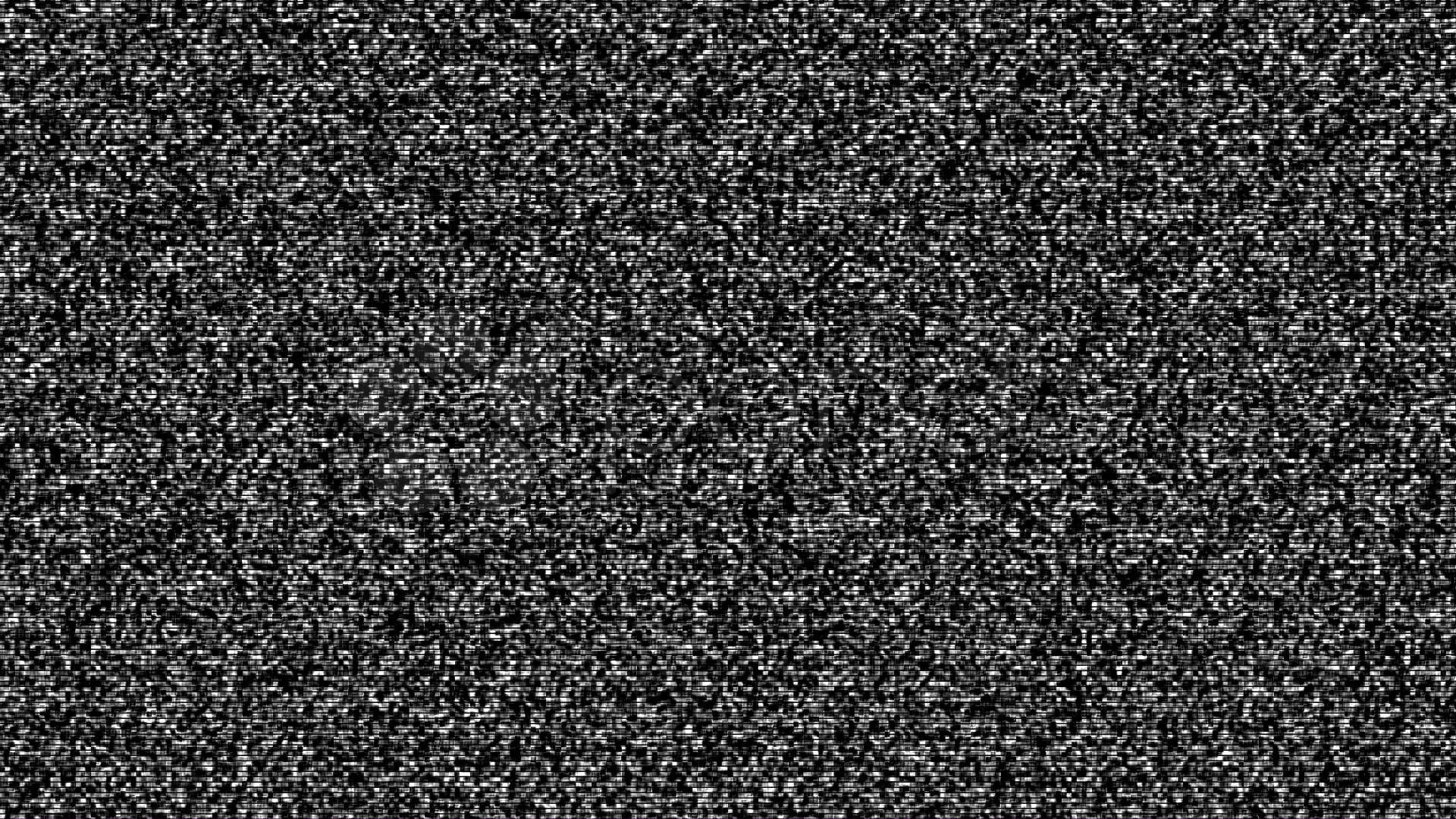 Tv Static Background Hd Tv static noise with sound 1920x1080