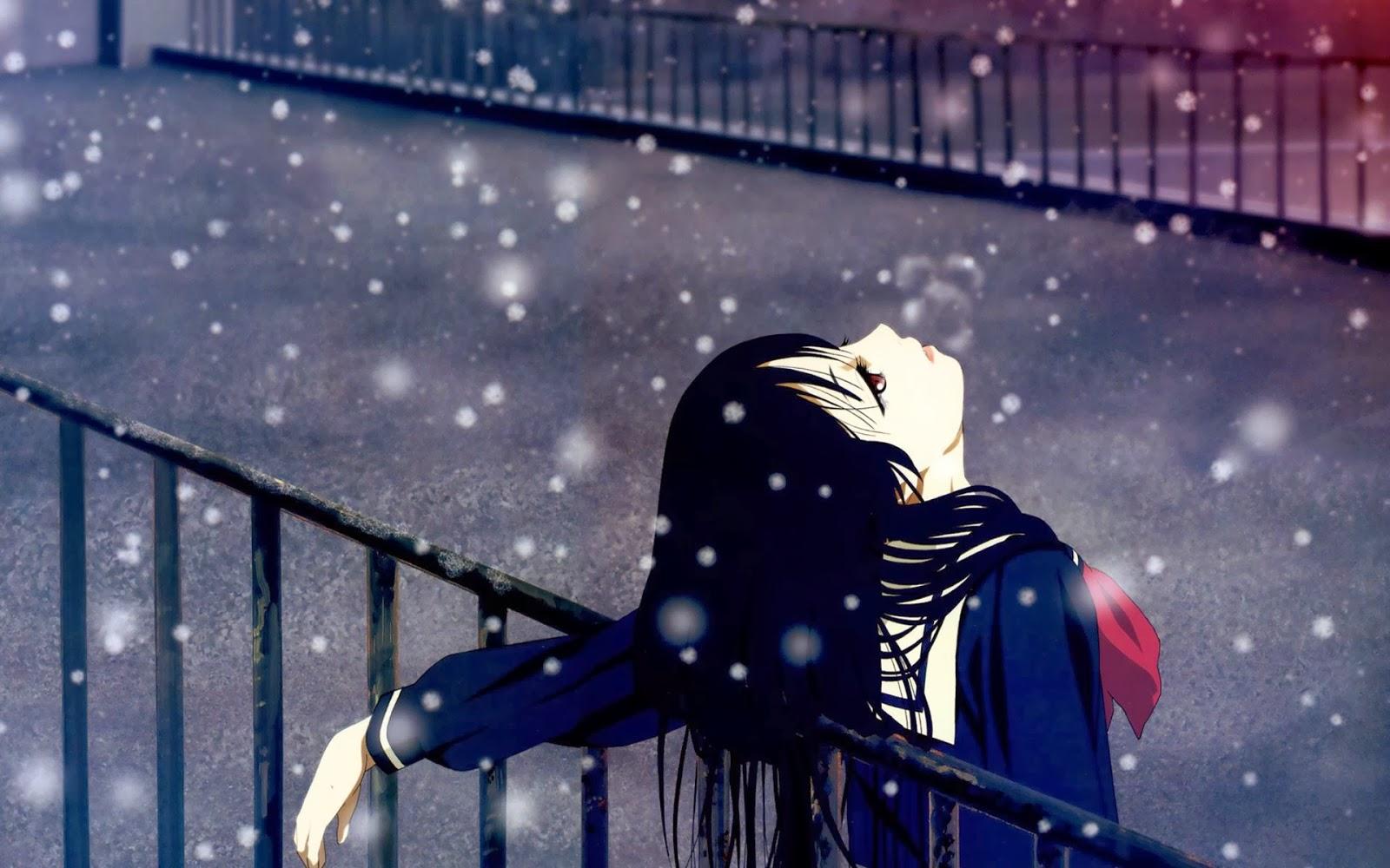 girl anime photo collection 2014 2015 for facebook very sad mood anime 1600x1000