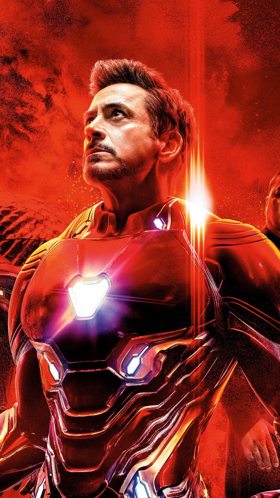 22 Avengers Endgame Iron Man Wallpapers On Wallpapersafari