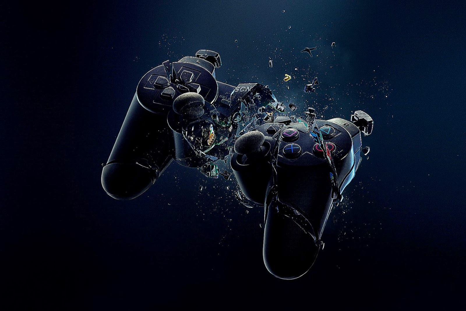 Cool Hd Wallpapers Backgrounds: PlayStation 4 Wallpaper HD